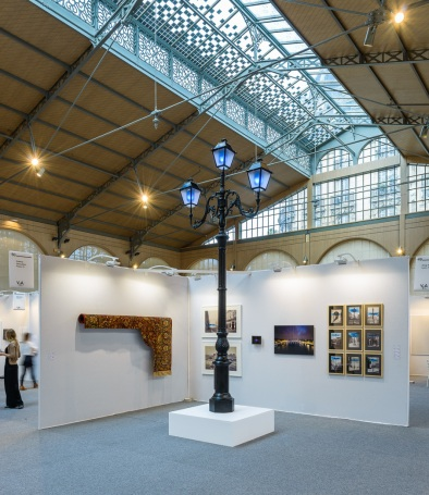 © Galerie Derouillon (2014) YIA Art Fair / DR