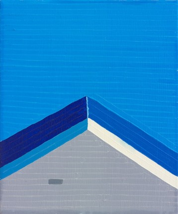 © Guy Yanai, No Title, 2015, oil on linen, 36 x 30 cm