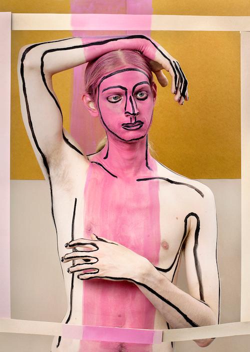 © Manon Wertenbroek, Tandem Rose, 2014