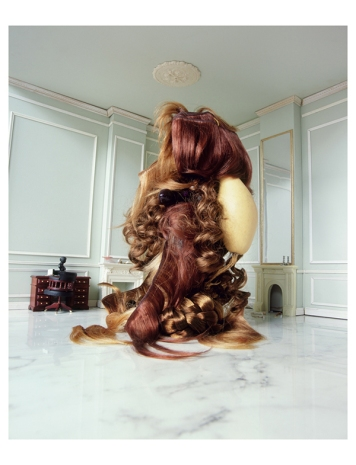 LN Edition // Petros Chrisostomou, Big Wig 13, Archival c, print, ed 5, 35 x 28 cm