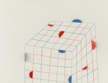 Éditions R.L.D // Sabine Finkenauer, Architecture, 2015, lithographie, 30 exemplaires, 29 x 40 cm