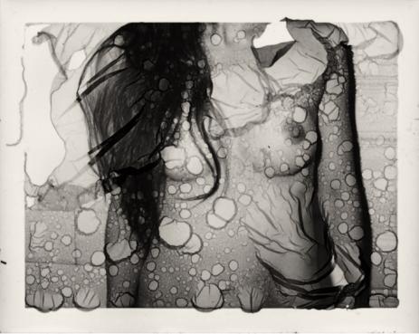 Ulrich Lebeuf, Sans titre, série Tropique du cancer, 2015