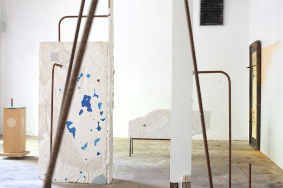 © Romain Vicari, Vue d'atelier, 2015