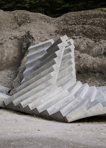 © Delphine Burtin, Untitled (no.19) from the series Encouble, 2014, Bildhalle