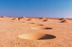 © Danae Stratou, Desert Breath, 1995-1997, courtesy of the artist