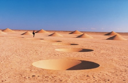 © Danae Stratou, Desert Breath, 1995-1997, courtesy of the artist