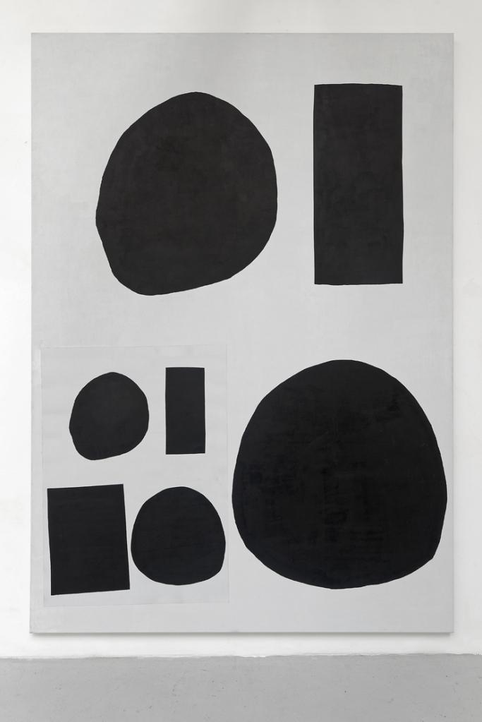 Linus Bill + Adrien Horni, Gemälde - Passerelle Centre d'art contemporain. Brest © Aurélien Mole, 2016
