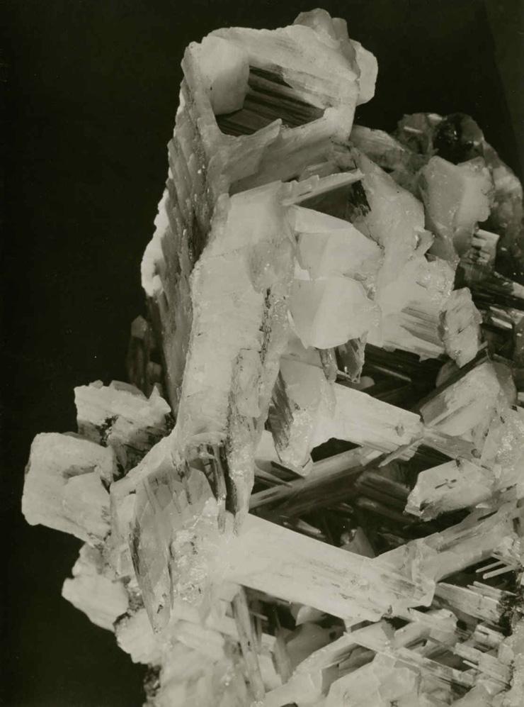 © Albert Renger-Patzsch, Weißbleierz, ca. 1923-29 / Courtesy of Kicken Berlin